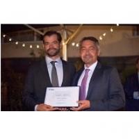"""Bosch Termotecnia recibió el galardón """"Socio ITH Tecnológico"""""""